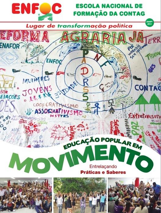 Educação Popular em Movimento  Entrelaçando Práticas e Saberes